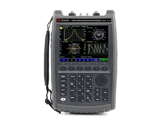 Keysight (formerly Agilent T&M) N9928A FieldFox Handheld Microwave Vector  Network Analyzer, 26.5 GHz | NSCA & Tra-Cal
